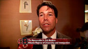Ontario Minister of Citizenship and Immigration Eric Hoskins on Community Bytes