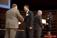 2011 Heritage Toronto Awards - Paul Nguyen