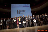 2011 Heritage Toronto Awards recipients