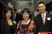 2011 Heritage Toronto Awards - Sue Chun, Mary Ito and Paul Nguyen