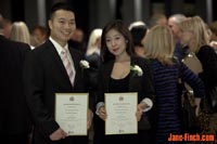 2011 Heritage Toronto Awards - Paul Nguyen and Sue Chun