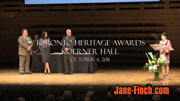 2011 Heritage Toronto Awards