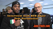 Tom Perlmutter interview