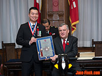 2012 National Ethnic Press and Media Council of Canada Awards