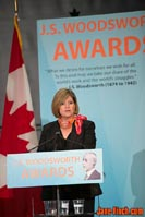 17th Annual J.S. Woodsworth Awards - Andrea Horwath