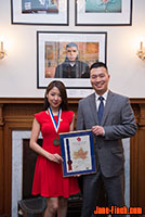 2013 National Ethnic Press and Media Council of Canada Awards: Sue Chun & Paul Nguyen