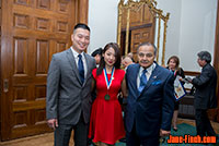 2013 National Ethnic Press and Media Council of Canada Awards: Paul Nguyen, Sue Chun & Thomas Saras