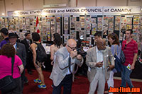 National Ethnic Press and Media Council of Canada annual exhibition at CNE 2014