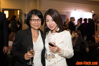 Olivia Chow and Sue Chun