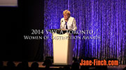 2014 YWCA Toronto Women of Distinction Awards