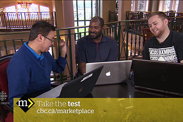 Mark Simms on CBC's Marketplace