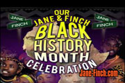 Black History Month at Yorkwoods Public Library