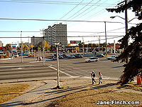 Jane-Finch Intersection