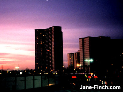 Jane-Finch Evening (1998)